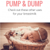 Other ways to use breastmilk